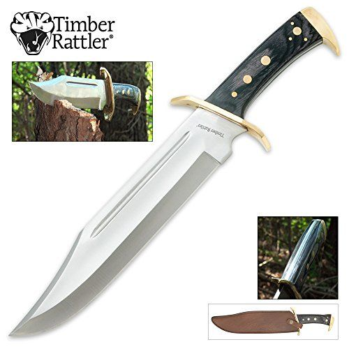 Timber Rattler Western Outlaw Bowie Knife | #GamesHunting #BALISONG #Black #BUTTERFLY #Defense #Folding #KNIFE #Meanhoo #Metal #Piece #Practice #Style #Trainer #Training #8-Piece #Field-to-Freezer #Outdoor #Processing #[31-002741] #Gerber #Vital #HUNTING #Raptorazor #Skinner #SurvivalKnives #Emergency #SURVIVAL #TACTICAL #Tanto #Warrior #Filter #LifeStraw #Personal #Water #Cutlery #ORANGE #Wild-Lite #Bushcraft #CFK127 #Company #Custom #Handmade #Horizontal #Leather #Micarta #Sheath #Skinning…
