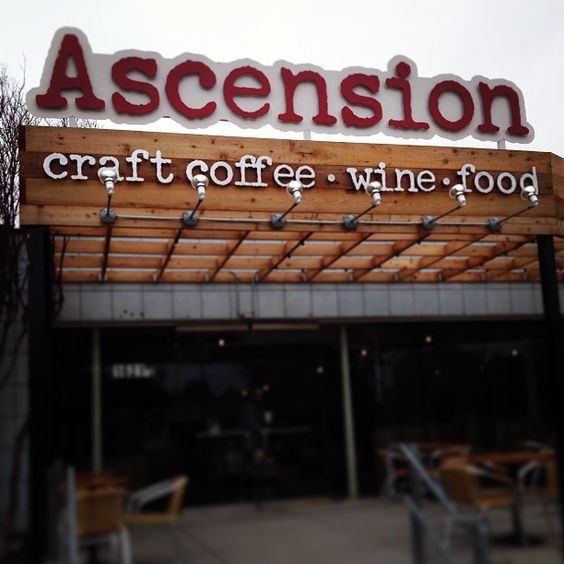 Ascension in Dallas, TX - A yelp reviewer was really positive about this place. They did note there was an unspoken dress code with all the nicely dressed business people in meetings or IPads or both. And they also cautioned that parking is difficult.  Mon 7:00a–7:00p, Tue–Wed 7:00a–9:00p, Thu–Fri 7:00a–10:00p, Sat 8:00a–10:00p, Sun 8:00a–6:00p