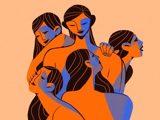 Muses - #illustration #Muses