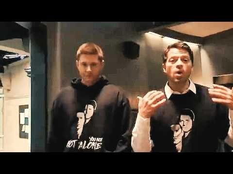 Jensen Ackles youtube