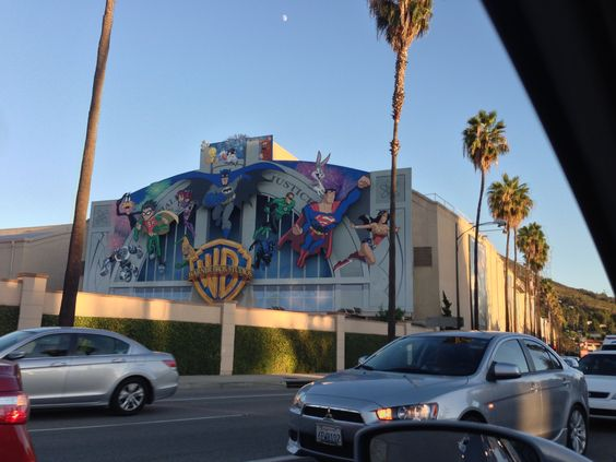 Warner Bros. Studio - Burbank