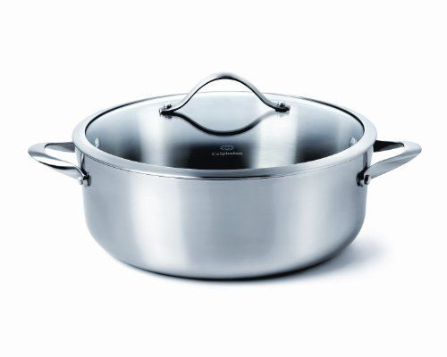 $99 Calphalon Contemporary Stainless Steel 8-Quart Dutch Oven with Cover by Calphalon, http://www.amazon.com/dp/B003V5ZFB0/ref=cm_sw_r_pi_dp_HEcyrb1QFNAEV