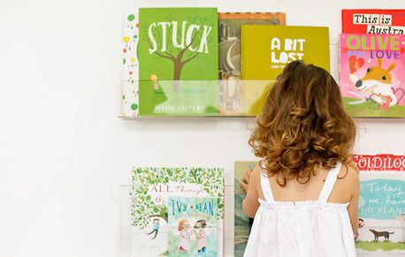 BOOKSEE SHELF by Ubabub - available at DTLL.