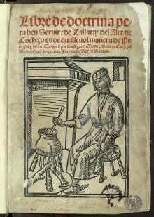 ElLlibre del Coches el primer libro de cocina impreso en catalán1520