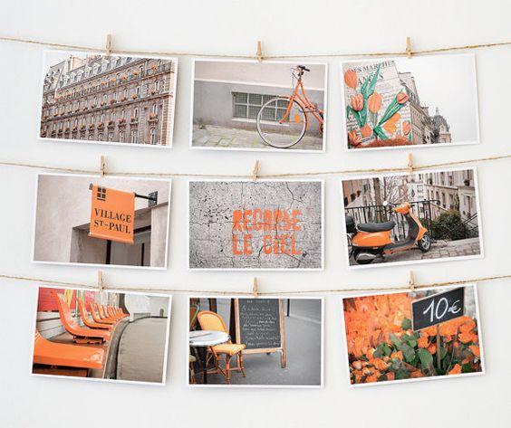 Paris a la orange.