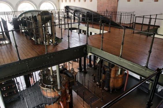 Water Museum [Estação Elevatória a Vapor dos Barbadinhos, Lisbon]