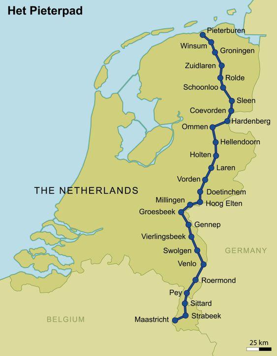 Pieterpad-fan Marco: 'Nederland is zó mooi!'