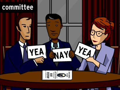 Congress Committee Clipart Congressional committee ...
