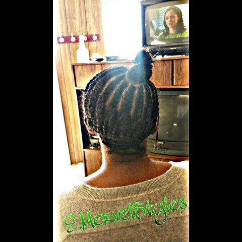 Braid Pattern for Partial Sew In with Deep Side Part. | braid ...