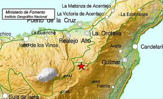 El Hierro: Vulkan - Beben auf den Nachbarinseln