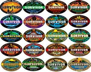 I'm a survivor nut!