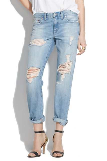 The Best Jeans You Can Get For Under $100 | Pinterest | Boyfriend ...