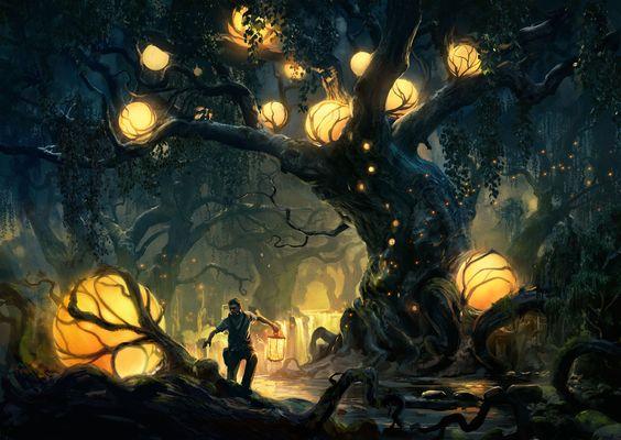 Bois du Crepuscule