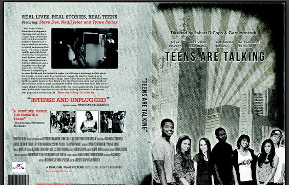 "Final Product. ""Teens Are Taking"""