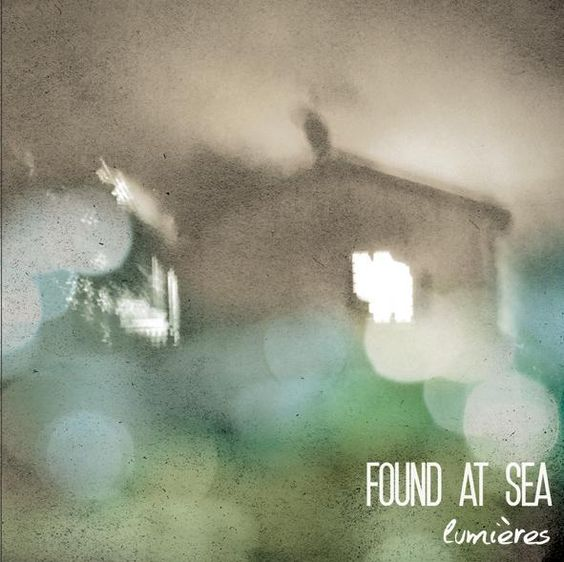 Album artwork, Lumieres.      #Indie, #music, #Australian, #foundatsea, #crowdfunding, Sydney music scene