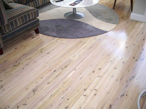 Satin floors and pine floors on pinterest - Cypress floorboards ...