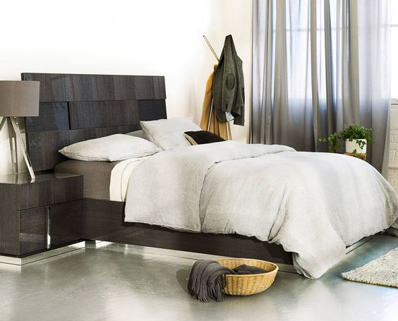 The mondiana bed from scandinavian designs elegant bold for Furniture definition