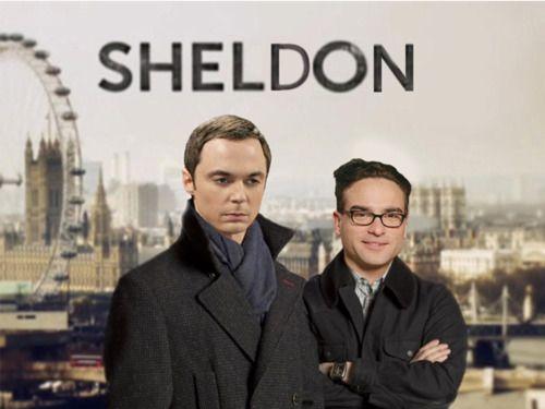 sherlock/big bang theory