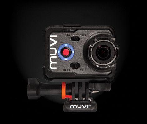 Muvi K-Series K-2 Pro 4k Wi-Fi Handsfree Camera (VCC-007-K2PRO)