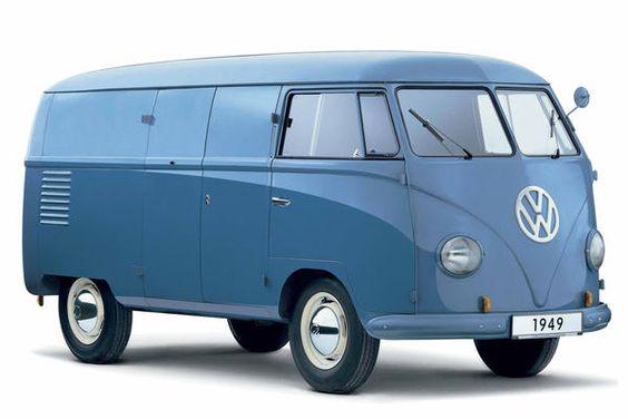 VW Transporter T1 1949