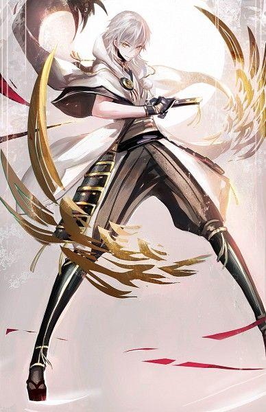 鶴家紋の刀剣乱舞