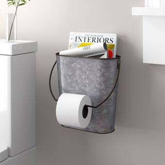 Espana Wall Mounted Toilet Paper Holder In 2020 Toilet Paper Holder Wall Mounted Toilet Toilet Paper Stand