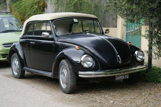 VW Käfer Cabrio 1969