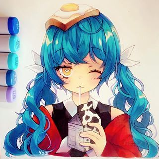 Cat ٩ W و When Do You Think Is The Best Time Of The Day To Post On Instagram I M Trying To Kee In 2020 Cute Art Styles Anime Art Beautiful