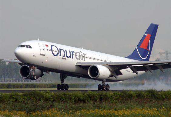 Airbus A300 Onur Air