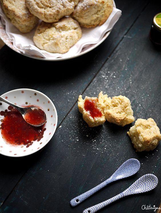 Biscuits au babeurre façon Matha Stewart