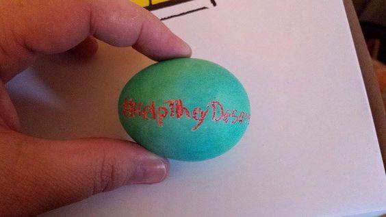#HelpTheyDeserve - Easter Egg Support