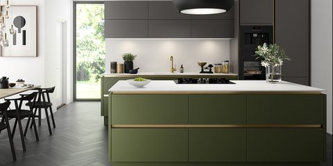 20 Kitchen Trends For 2020 You Need To Know About Green Kitchen