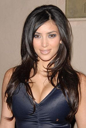 Admirable Kim Kardashian Style And Kim Kardashian Hairstyles On Pinterest Short Hairstyles Gunalazisus
