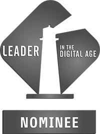 Nominiert für den LIDA Award 2014 (Leader in the digital age)