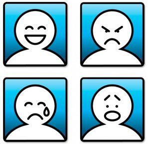 picto's gevoelens