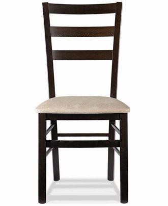 Caf Latte Dining Chair Slatback Side Chair