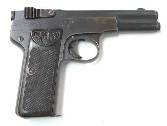Langehan Self-Loader .32 ACP (PR19057)
