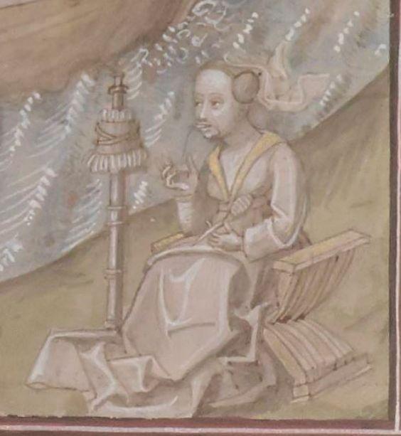 manuscrit  Date d'édition :  1401-1500  Français 308  Folio 305r: