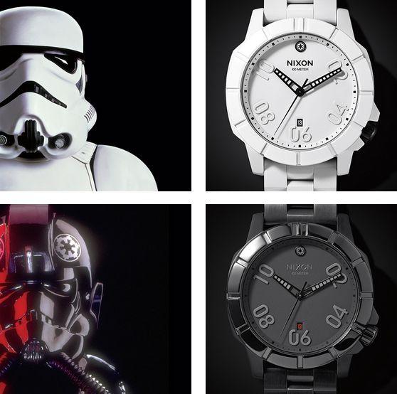 注目のスターウォーズコラボも!「ニクソン」腕時計メンズ新作から人気定番モデルまで