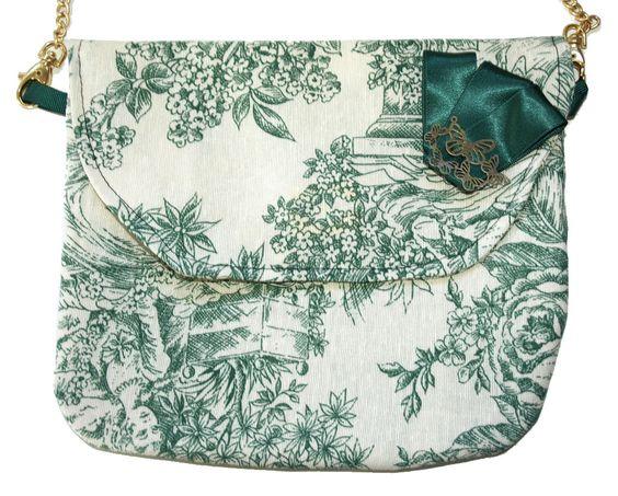 BASIC BAG VINTAGE GREEN