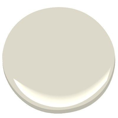 Benjamin Moore Ashwood Neutral Cream With A Hint Of Green