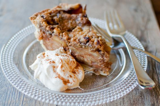The Pastry Queen's Southern Comfort Caramel Apple Pie...this is on the MUST.MAKE. list for Thanksgiving!