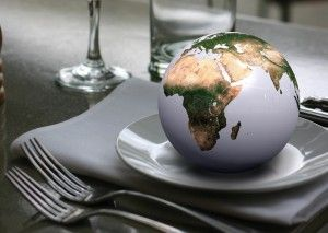 #Foodservice and #sustainability