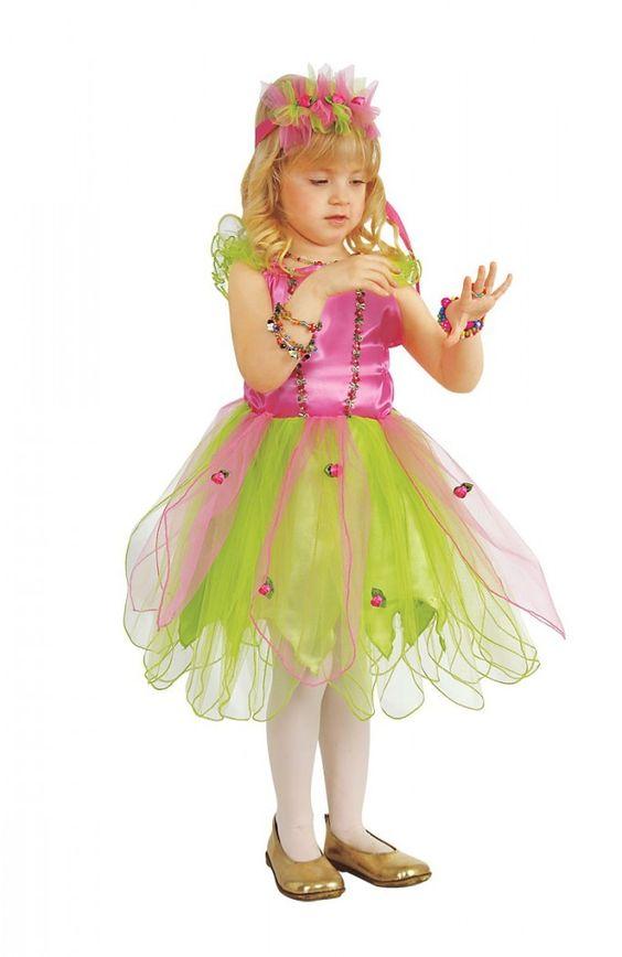 """Mädchen Kostüm """"Kleine Gartenfee"""" zu kaufen bei Krause & Sohn GmbH #Kinderkostüm #Gartenfee"""