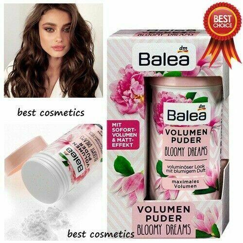 Pin On Balea Hair Styling Volume Powder Bloomy Dreams