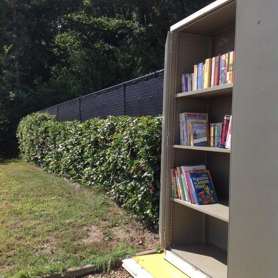 Boekenruilkastje Begijnendijk