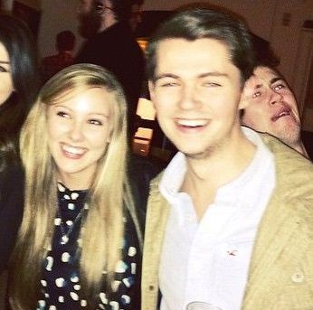 ac1233: Fun little night in Belfast   Damian McGinty Anna Claire Sneed