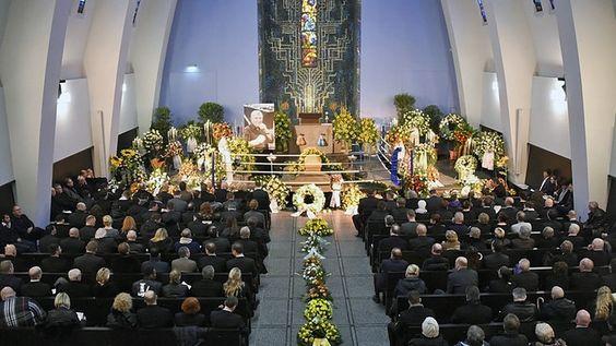 Würdevolle Trauerfeier für die deutsche Trainerlegende Fritz Sdunek
