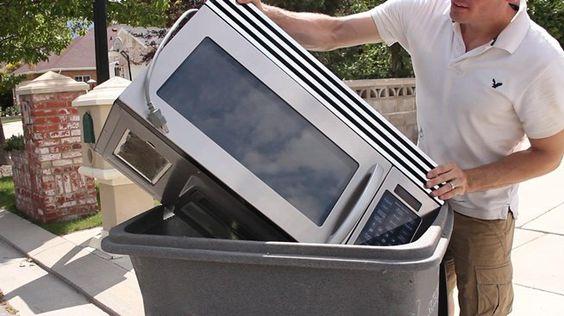 NOTICIASDISLOCADAS: Las microondas pueden crear problemas de salud sev...