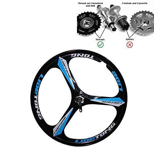 Jaronoon Mtb Felge 24 26 Zoll Mountainbike Rader 3 Spe